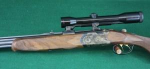 Beretta 689 Express 9.3X74R Over & Under Rifle