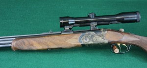 Beretta 689 Express 9.3X74R Over & Under Rifle