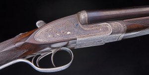 William Evans Sidelock 16g in wonderful condition~ Check out the engraving and case color!