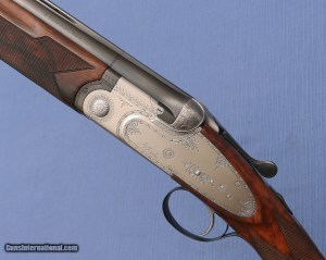 "BERETTA - SO4 - 30"" M / F - Quality Sidelock Over Under - Completely Refurbished !"