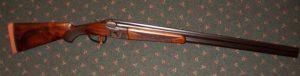 UST SCHULER GERMANY, FABULOUS HERKULES 12GA O/U BOXLOCK PIGEON GUN