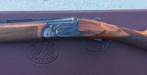 B Rizzini Aurum Extra 28 Gauge Over Under Shotgun