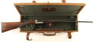 LOT 101: F.LLI Piotti BSEE Lusso 20 Ga Boxlock SxS Shotgun SN: 8059