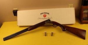 RUGER RED LABEL 28GA OVER UNDER SHOTGUN (LNIB) 1996