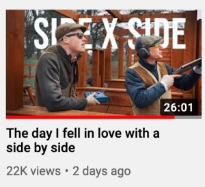 Watch: The Day I Fell in Love with Side-by-Sides...