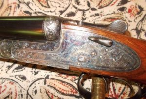 Grulla No. 2 20 gauge Sidelock SxS