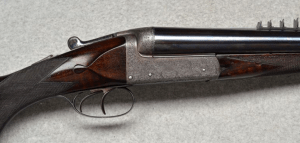 W. J. Jeffrey & Co. ~ Double Express SxS Rifle ~ 475 Jeffrey