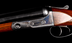 Beautiful lightweight all original Parker VH 16ga Game Gun with great dimensions