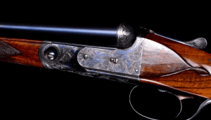 Exceptionally fine, lightweight high original condition Parker DHE 12ga Game gun - Straight Stock, Parker SST, great wood and perfect dimensions