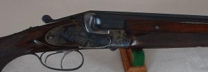 F.W Heym 20 Bore O/U German Shotgun