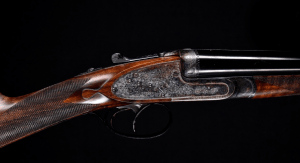 Fantastic August Francotte XXV 16ga best quality sidelock game gun - Ultra lightweight Game Gun that is stone new and stunningly gorgeous