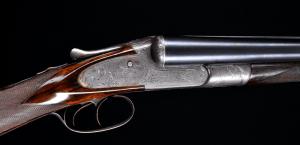 "The ultimate Lefever target/pigeon gun 32""krupp barrels, straight grip EE grade with insane modern dimensions"