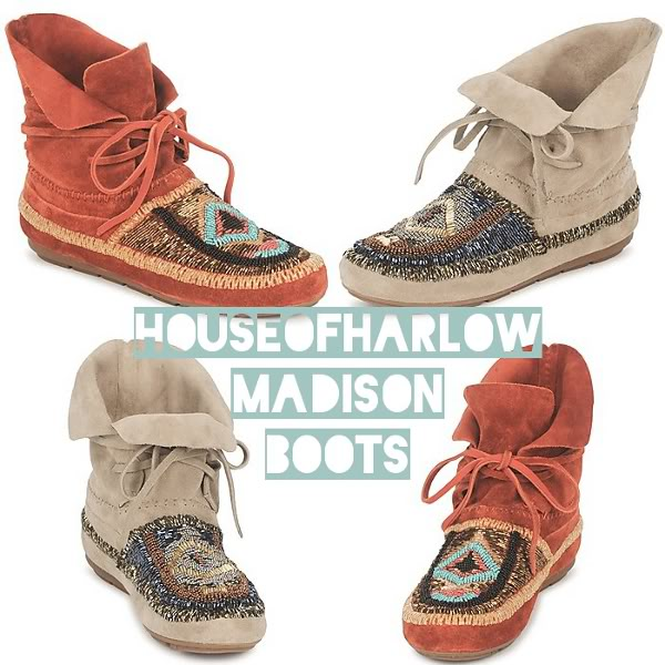 House of Harlow Madison Boots