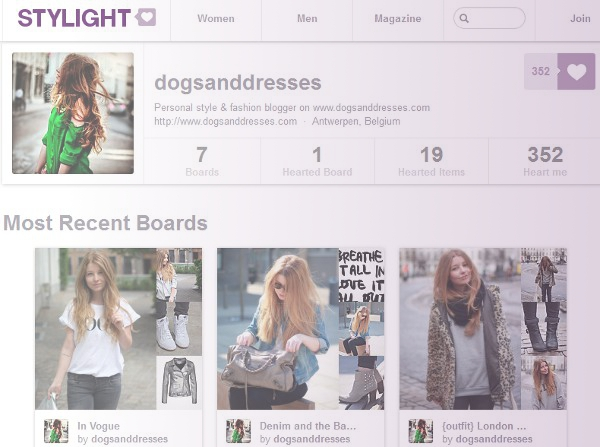 Spotlight on Stylight