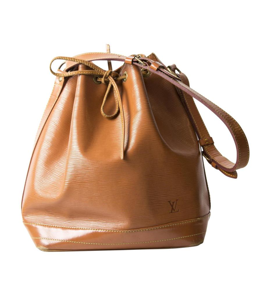BUY: Louis Vuitton Noé Bag in Epi Leather