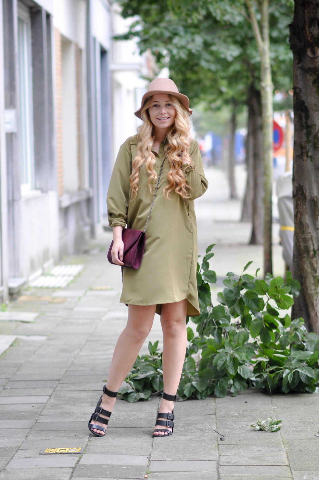 Dogsanddresses blog outfit Sienna Goodies