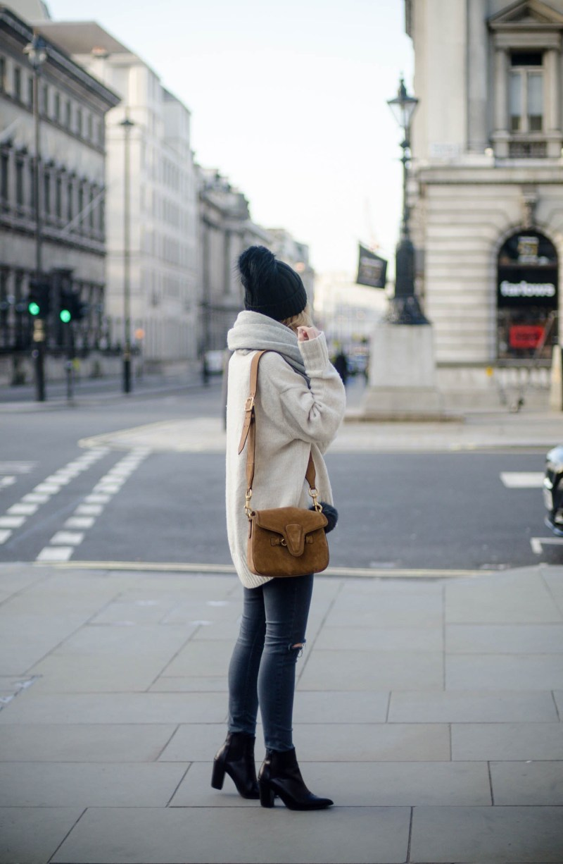 London Look on Dogs and Dresses fashion blog