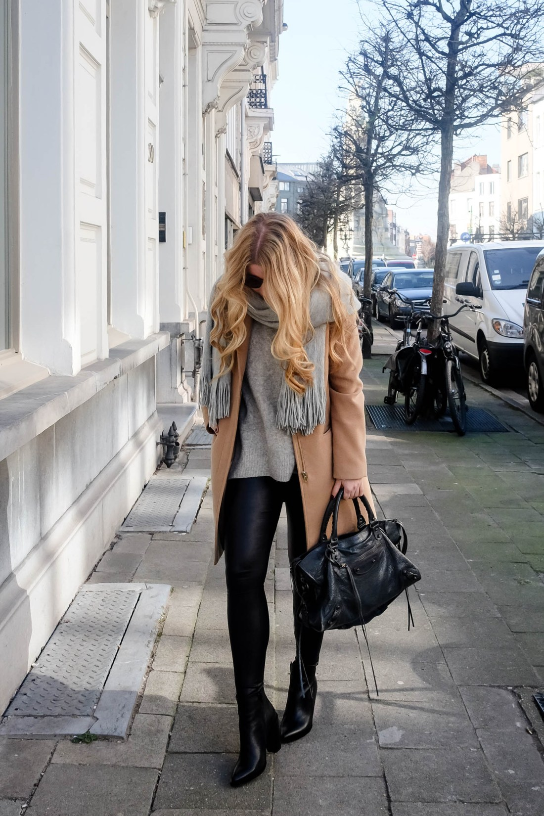 Elien Migalski Streetstyle Outfit March 2016 Sacha shoes