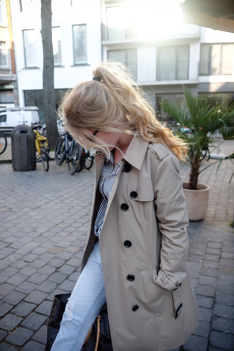 Trench Coat and City Love-15