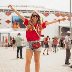 Moscow Russia World Cup 2018
