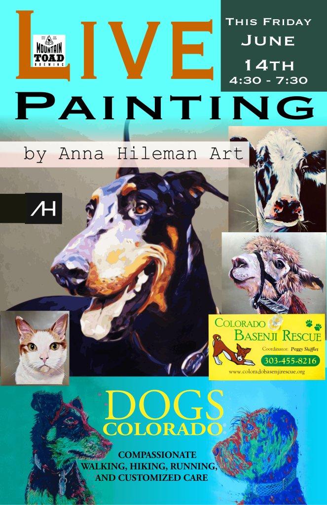 Anna Hileman, Colorado Basenji Rescue, Dogs Colorado