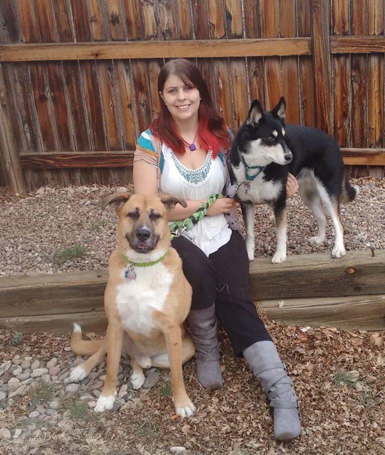 Dogs Colorado Puptender Leona