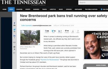 New_Brentwood_park_bans_trail_running_over_safety_concerns