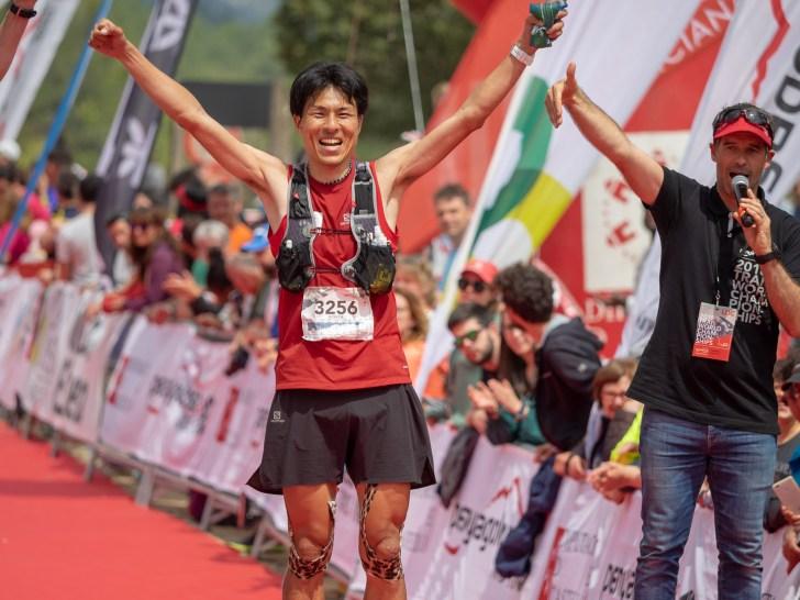 2018年のトレイル世界選手権・Penyagolosa Trails(スペイン)