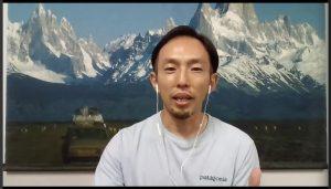 パタゴニア日本支社環境・社会部門シニアディレクターの佐藤潤一さん