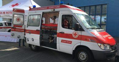 In Piemonte, in arrivo le ambulanze veterinarie.
