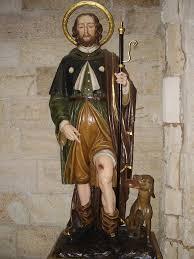 San Rocco, il protettore dei cani