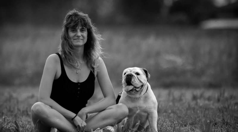 Piera la Bulldog e Camilla Pasquero