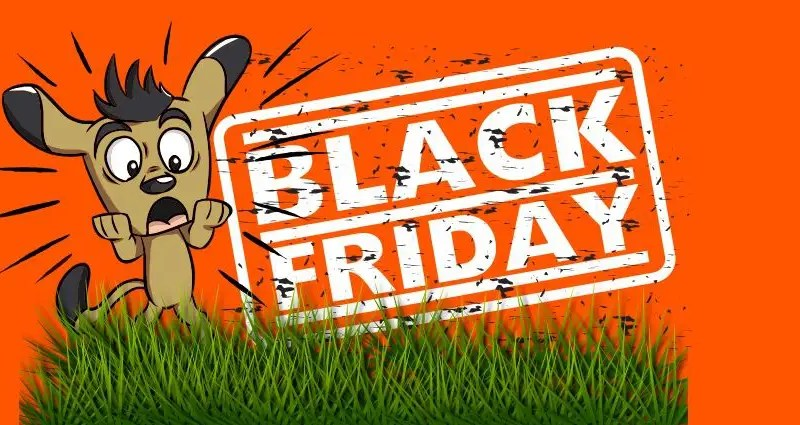 Blackfriday la selezione di Dogsportal.it
