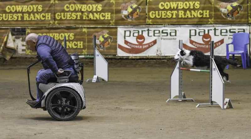 Campione Italiano ParAgility FISC 2019.