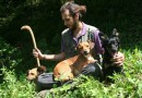 Akela e Matteo: una vita nel bosco cercando tartufi