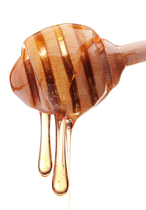 Honey by Shutterstock.