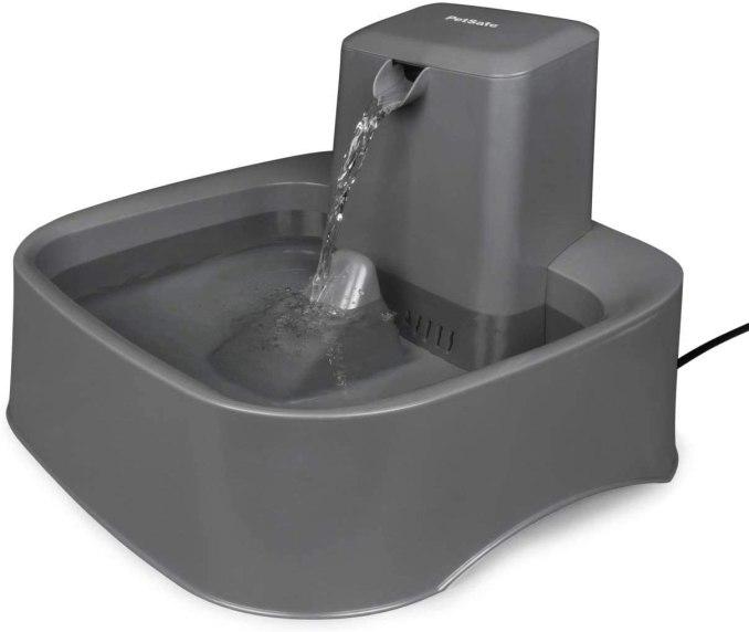 petsafe drinkwell fontaine à eau pour grand chien
