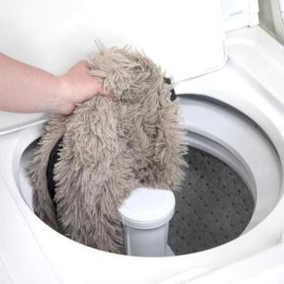Coussin pour chien lavable en machine