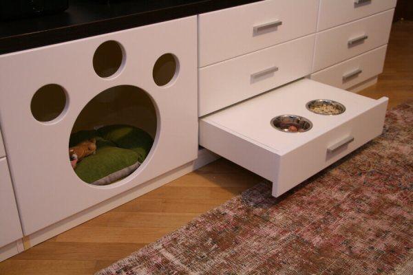 Удобные домики для собак из поролона и дерева. Можно ...