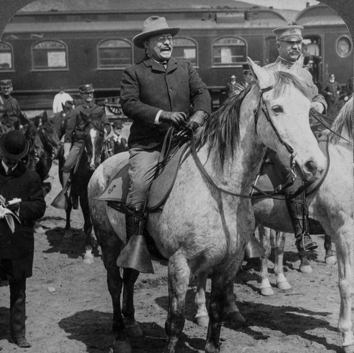 The Conservation Legacy Of Theodore Roosevelt