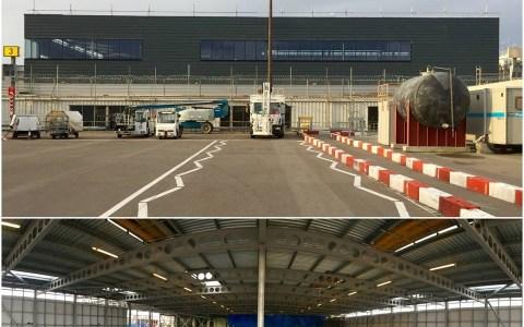 Aberdeen Airport Terminal Extension Update