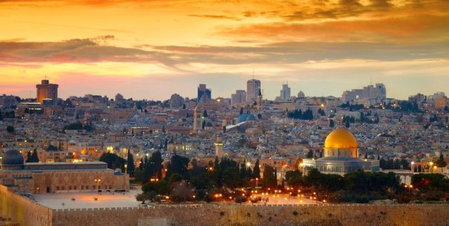031: Land of Feta & Dates: Wrestling with Issues in Israel as a soon-to-be-Jew