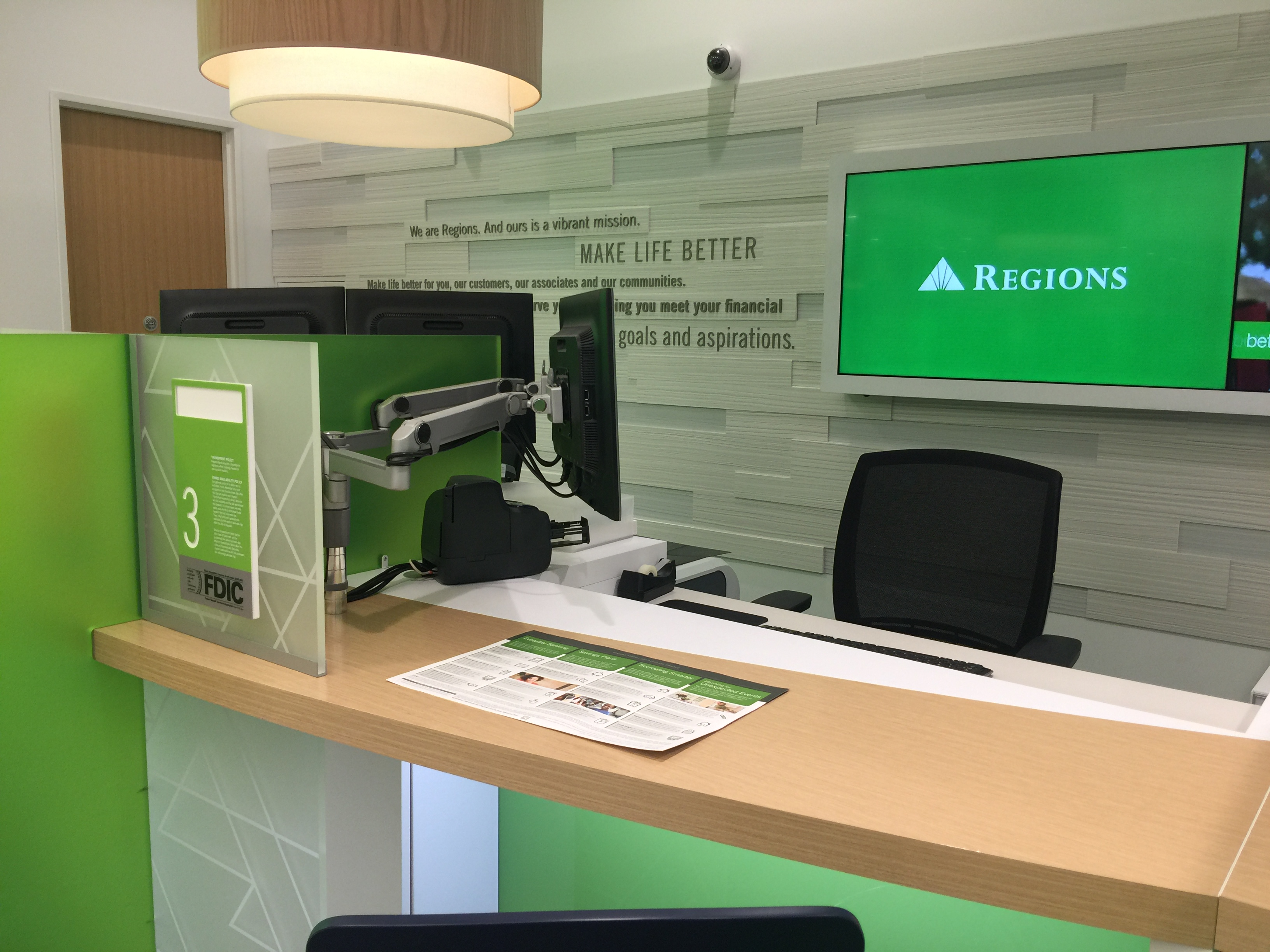Regions Line Personal Banking