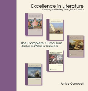Excellence in Literature: The Complete Curriculum: Literature and Writing for Grades 8-12