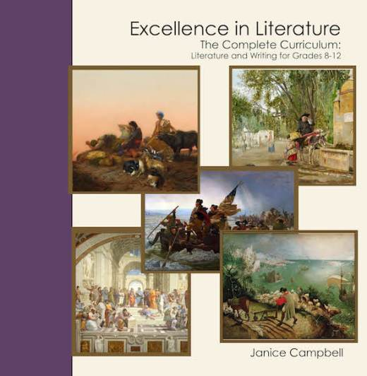 Excellence in Literature: The Complete Curriculum