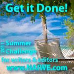 NAIWE's Summer Challenge: Here is What I'm Doing
