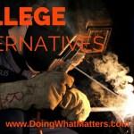 College Alternatives, Part 1: Skilled Trades