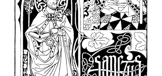 Illumination coloring page by Daniel Mitsui