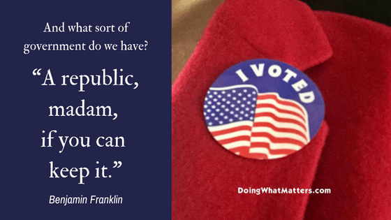 Virtue, education, and the electorate on election day 2016
