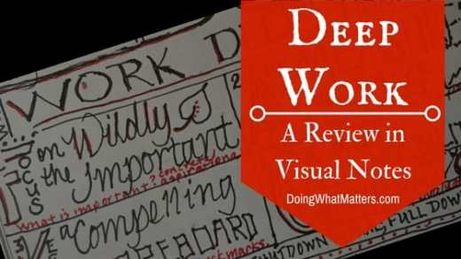 Deep Work by Cal Newport review